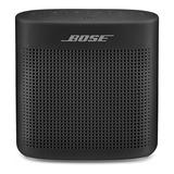 Bocina Bose Soundlink Color Ii Portátil Con Bluetooth Soft Black