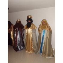 Reyes Magos Trajes Bellismos $7500.00 Los Tres