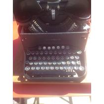 Maquina De Escribir Smith & Corona Super Speed 1940