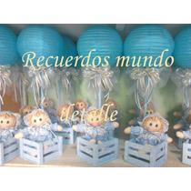Baby Shower Centros De Mesa Recuerdos Detalles Tiernos Bebes