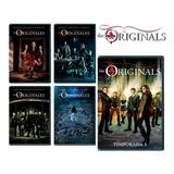Los Originales The Originals Serie Completa Temp. 1 - 5 Dvd