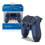 Control Ps4 Sony Play Station 4 Dualshock 4 Original Azul
