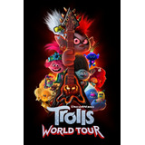 Película Trolls 2: Gira Mundial 2020 (digital)