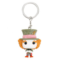 Funko Pop Llavero Mad Hatter Exclusivo Sobrerero Loco Alicia