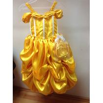 Disfraz Vestido Princesa Bella