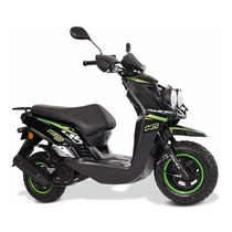 Moto Italika Ws 175 Sport Verde / Negro