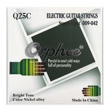 Cuerdas Guitarra Electrica De Colores  Orphee T/ Ernie Ball
