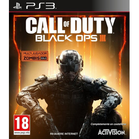 Call Of Duty Black Ops 3 + Black Ops 1 Ps3