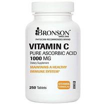 Bronson Labs: Vitamina C - 1000 Mg De Ácido Ascórbico Puro 2