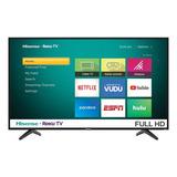 Pantalla Smart Tv Hisense 40 Pulgadas Full Hd Roku 40h4030