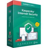 Kaspersky Internet Security Licencia 1pc Envio Gratis Rapido