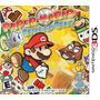 Paper Mario Sticker Star - 3ds - Nuevo Sellado Env�o Gratis