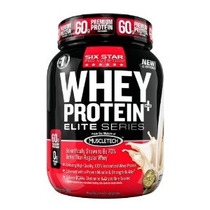 Six Star Pro Nutrition Elite Whey Protein Powder 2 Libras De