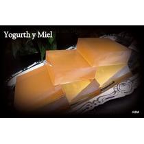 Jabón De Yogurt Y Miel