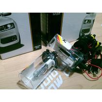 Kit Luz Hid Xenon H4 Con Alta Alogeno 4300k Kompack