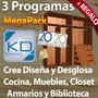 Kitchendraw Polyboard Y 20-20 Design - Diseña Muebles Cocina