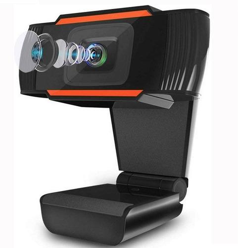 Webcam 1080p Full Hd, La Cámara Web Con Micrófono