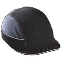 Vented Bump Cap Micro Brim Black One Size Fits All Ergodyne