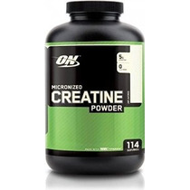 Optimum Nutrition Creatina En Polvo Sin Sabor 600g 114 Porci