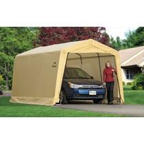 Carpa Refugio Para Autos Shelterlogic 10x15x8 Importada