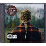 Taylor Swift - Evermore - Disco Cd Deluxe (15 Canciones)