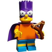 Lego Minifigures Simpson Serie 2 Bartman
