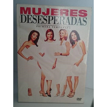 Esposas Mujeres Desesperadas Temporada 1 Semi Nueva En Dvd