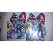 Capitan America Soldado De Invierno Marvel Universe