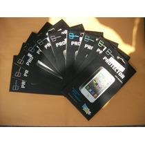 10 Micas De Pantalla Lanix S120 Ilium Garantía De Por Vida!!