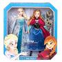 Ana Y Elsa, Disney Frozen Paquete De 2 Muñecas- Nuevas