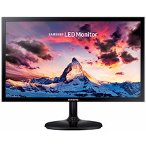 Monitor Led 22 Samsung Superslim Ls22f350fhl Fullhd Vga Hdmi