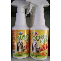 Repelente De Olores Para Perros O Gatos Odor Off 500ml