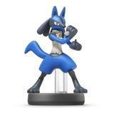Amiibo Lucario Super Smash Bros (en D3 Gamers)