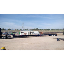 Cama Baja Extensible 24m Semi Lowboy Dropdeck Stepdeck Ttsa
