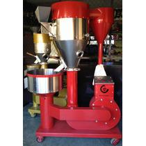 Tostador Para Cafe De Aire Caliente, 5 Kgs/ciclo (25kgs/hr)