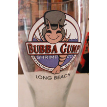 Vaso - Copa Bubba Gump Restaurant Long Beach Camaron Shrimp