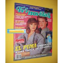 Marisela Eduardo Yañez Revista Tv Y Novelas 87 Ofelia Cano