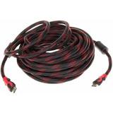 Cable Hdmi 20 Metros 1080p - Full Hd -tv - Laptop - Pc -xbox