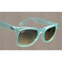 Ray Ban Rb2140 Ice Pop Verde Menta Lentes De Sol