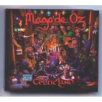 Mago De Oz Celtic Land 2cds Digibook Edicion Nacional