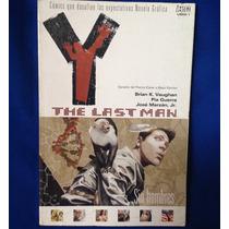 The Lastman Sin Nombres Novela Gráfica Vértigo Brian Vaughan