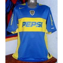 Boca Juniors Nike Argentina 2005 Carlos Apache Tevez Unica