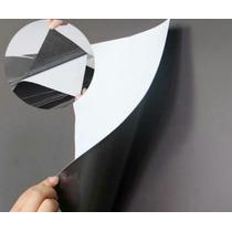 Hojas De Imán Flexible De 4mm Tamaño A4 Con Pegamento