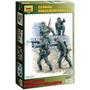 Tanque Zvezda Figuras Soldados Alemanes 1/35 Armar Y Pintar