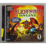 Alien Front Online Dreamcast, Original.