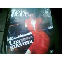Susana Zabaleta En Revista Teve De Noviembre Del 2011