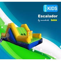 Brincolin Escalador En Promocion Garantia Total!