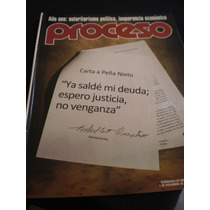 Proceso - Carta A Peña Nieto #1935 Diciembre 2013