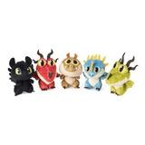Huevos Dragon Set Completo 5 Figuras Como Entrenar Tu Dragon
