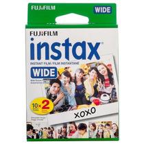 Papel Fujifilm Instax Wide Film 20 Hojas